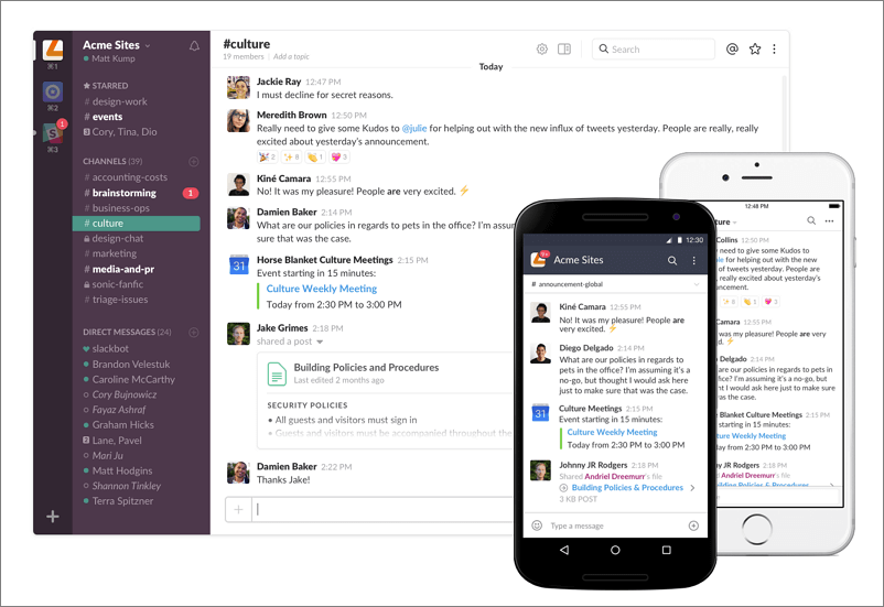 6 Best Remote Work Tools to Improve Team Productivity Slack