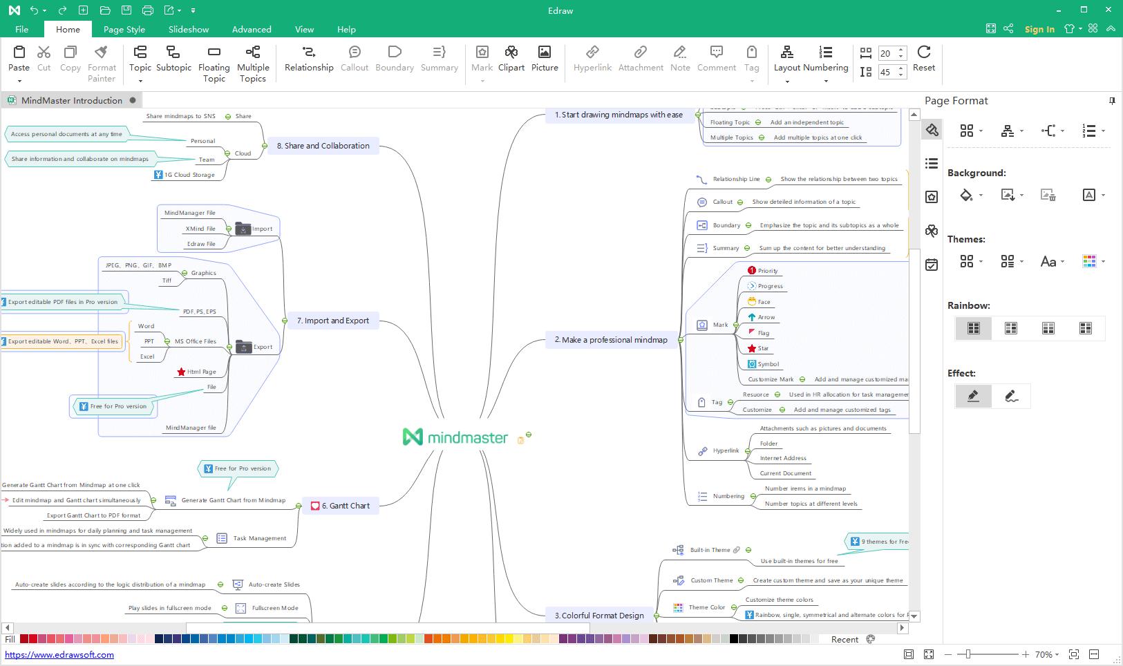 mindmaster interface