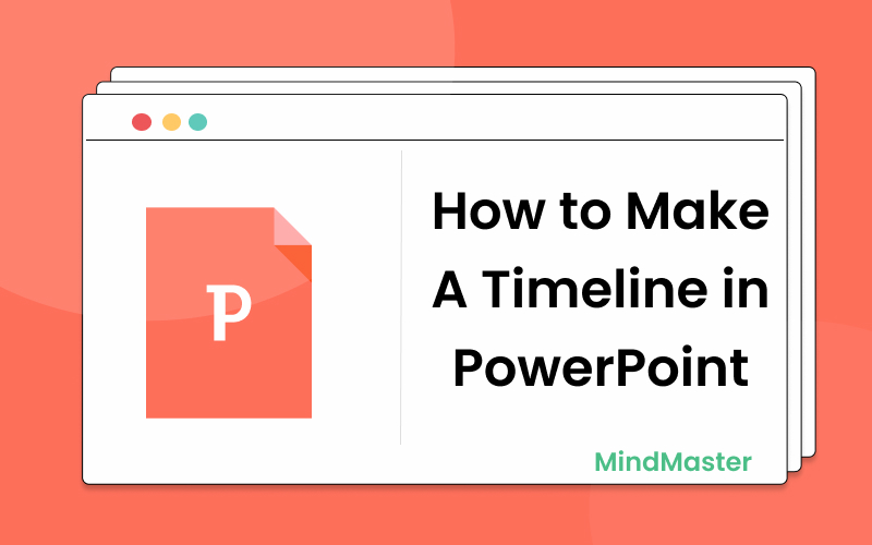 how to make a timleine in powerpoint