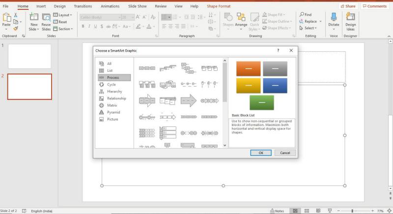How to Create a Timeline Diagram in PowerPoint