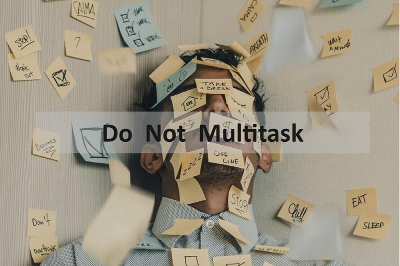 multitasks