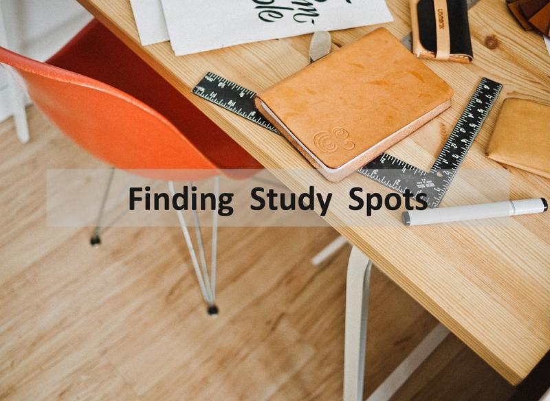 study spots