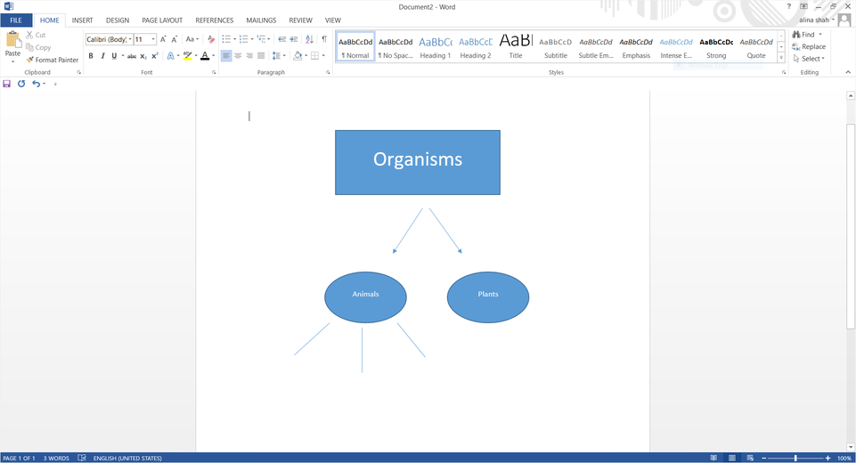 How To Make A Concept Map In Word Mindmaster